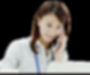 正和物流株式会社の電話受付