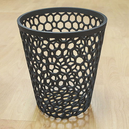 Voronoi Trash Can