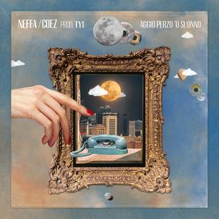 michele ciro franzese rosso neffa cover artwork copertina coez