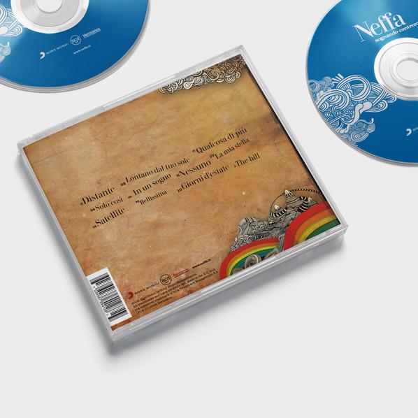 michele ciro franzese rosso neffa cover artwork copertina