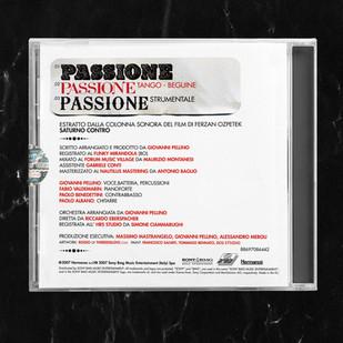 michele ciro franzese rosso neffa cover artwork copertina saturno contro