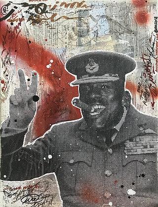 Winston Michael Red