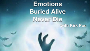 """Join Kirk Poe TONIGHT - """"Emotions Buried Alive Never Die"""" for Warriors for Life (WFL)"""