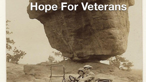 """Drop in TONIGHT with Kirk for Warriors for Life (WFL) — """"The Body Code—Hope for Veterans"""""""