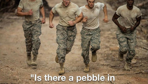 """Warriors for Life (WFL) - TONIGHT with Kirk Poe - """"Is There a Pebble in Your Boot?"""""""