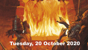 "Warriors for Life (WFL) TONIGHT ""Heaing Through Faith"" - The Book of Daniel ""Into the Fire!"""
