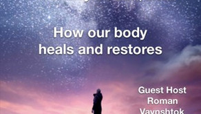 "Tune in TONIGHT for Warriors for Life (WFL) - ""How Our Body Heals and Restores!"""