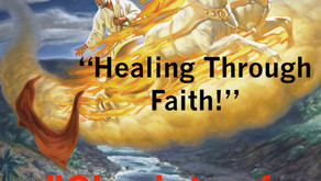 """TONIGHT's  """"Heaing Through Faith"""" Addition of Warriors for Life (WFL) - """"Chariots of Fire!"""""""