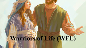 "TONIGHT ""Healing Through Faith"" Addition of Warriors for Life (WFL) - ""Joseph's Dilemma!"""