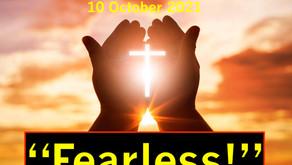 "Join Steve TONIGHT for ""Heaing Through Faith"" — Warriors for Life (WFL) — ""Fearless!"""