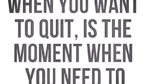 The Colonel's Motivational Quotes of the Day!