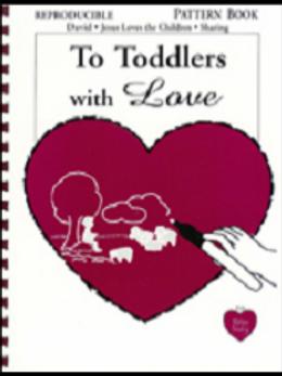 David / Jesus Loves the Children / Sharing Pattern Book