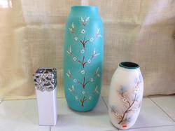 jarrones de cerámica en níjar
