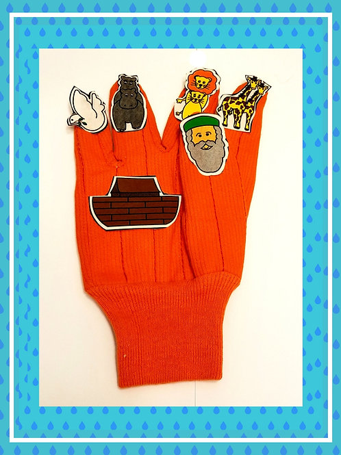 Noah and the Ark Glove Puppet