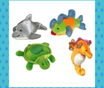 New Finger Puppets in Stock!