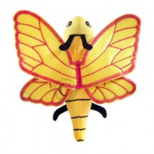 Butterfly finger puppet by the Puppet Company