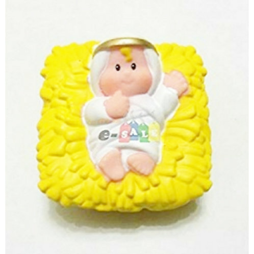 "Fisher Price ""Little People"" Baby Jesus"