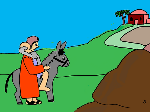 The Good Samaritan Color Story Kit