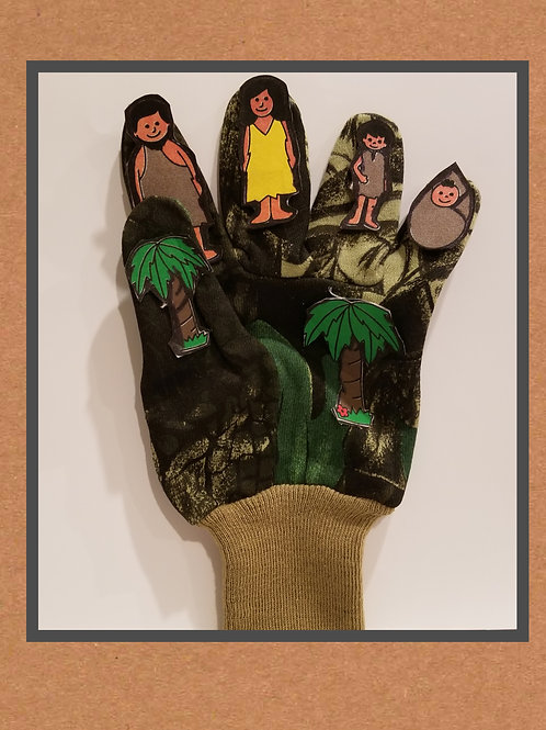 The First Family Glove Puppet