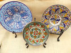platos cerámica en níjar