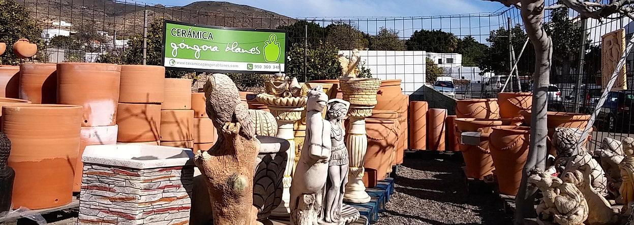 cerámica en nijar