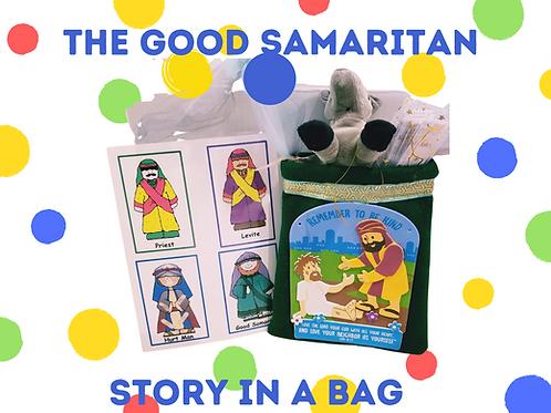 The Good Samaritan Story in a Bag