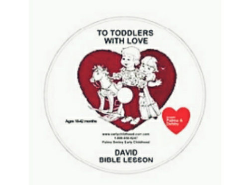 David Lesson Cd for Toddlers