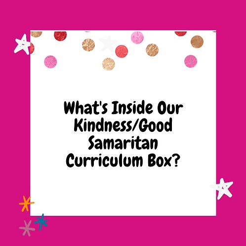 Kindness/ Good Samaritan  Curriculum Box for Toddlers