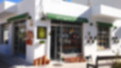 tienda de cerámica en níjar