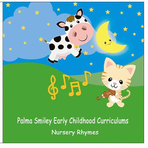 Nursery Rhyme Song CD