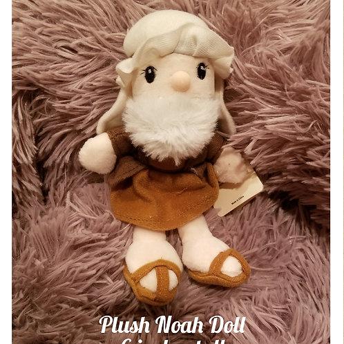 Plush Noah Doll