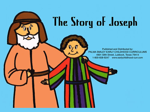 The Story of Joseph Color Story KIt