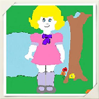 God Made Mimi Color Story Kit