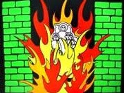 The Fiery Furnace Black light Story Kit