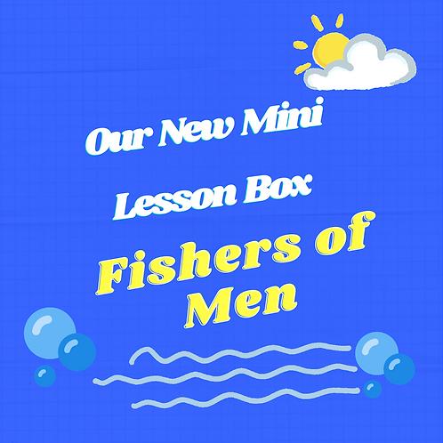Fishers of Men Mini Curriculum Box