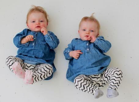 Dubbelop? Identieke tweelingen en gelaatkunde