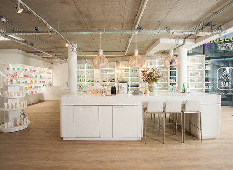 September ACTIE (=VOL)! Gelaatkunde meets SOAP TREATMENT STORE Eindhoven!