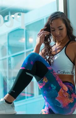 Rachel Quillen - Gym Day