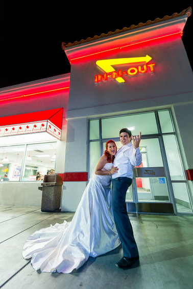 In-N-Out Wedding