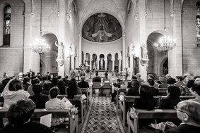 Wedding Day at Church