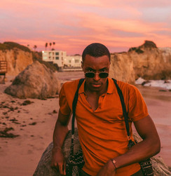 Abusalam - Sunset In Orange