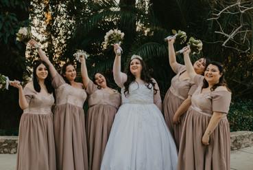 Miriam & Sergio Wedding Day