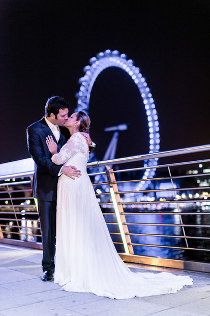 Ferris Wheel Kiss