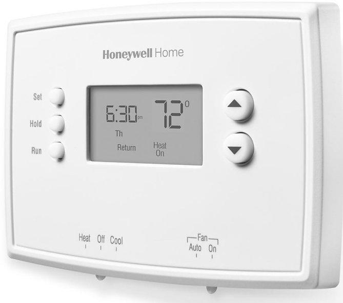 Basic Honeywell  digital thermostat