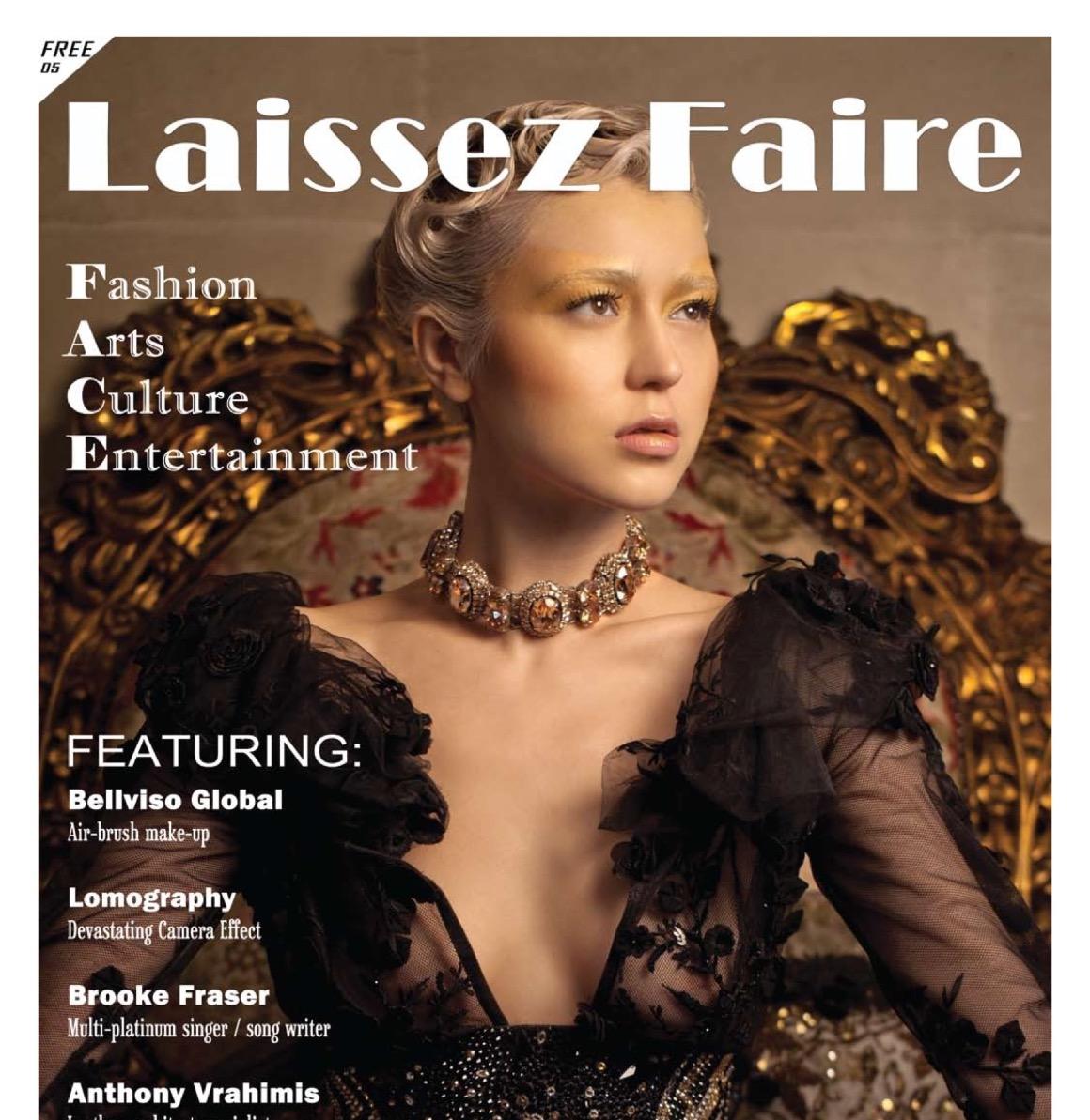 Airbrush Editorial / Bridal