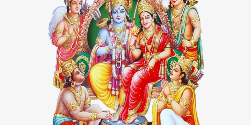 Ram Navami Virtual Celebration