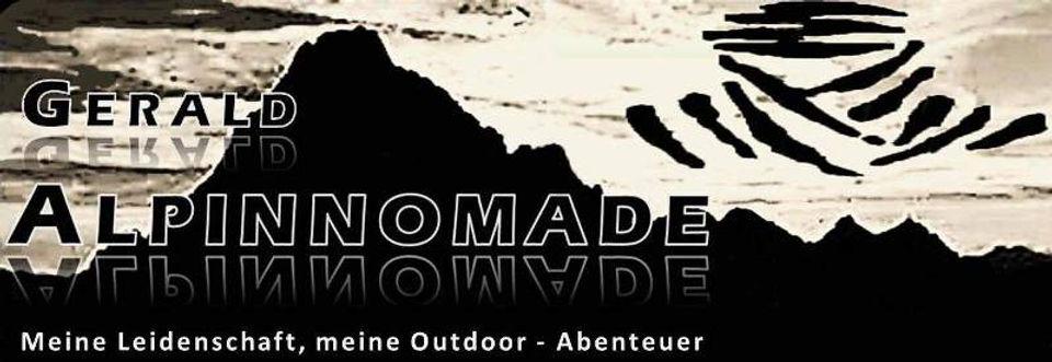 Gerald Alpinnomade; Abenteuer; Adventure; Trekking; Hike & Fly; Paragliding; Alpine Mountaineering; climbing; trail running