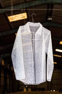 white shirt II, 2015