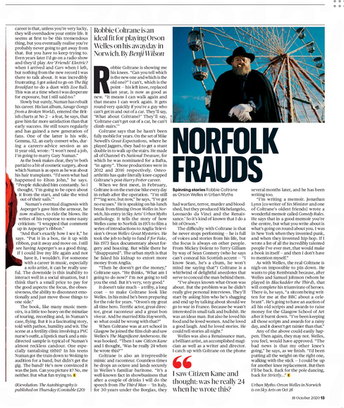 201018 - Sunday Times (Urban Myths Inter