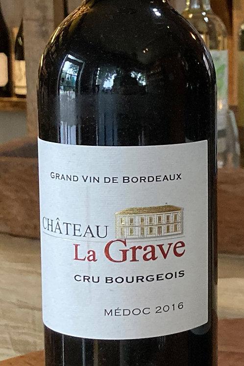 Château La Grave - Cru Bourgeois